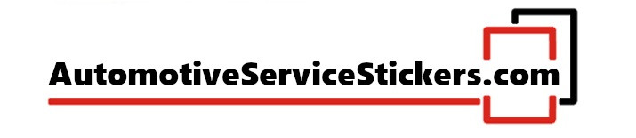 AutomotiveServiceStickers.com